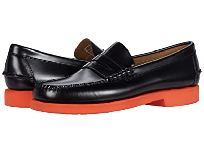 Sebago Dan Polaris RGB (Black/Red) Men