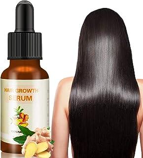 J TOHLO-60ml SerumCabello Anti Pérdida de Cabello para el crecimiento del cabello y fortalece los folículos esencia de hi...