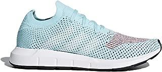 adidas Womens Swift Run Primeknit Casual Sneakers,
