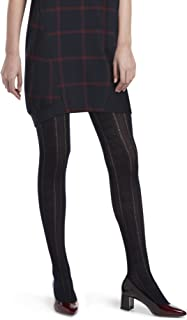Women's Fashion Sweater Tights with Non Control Top, Assorted