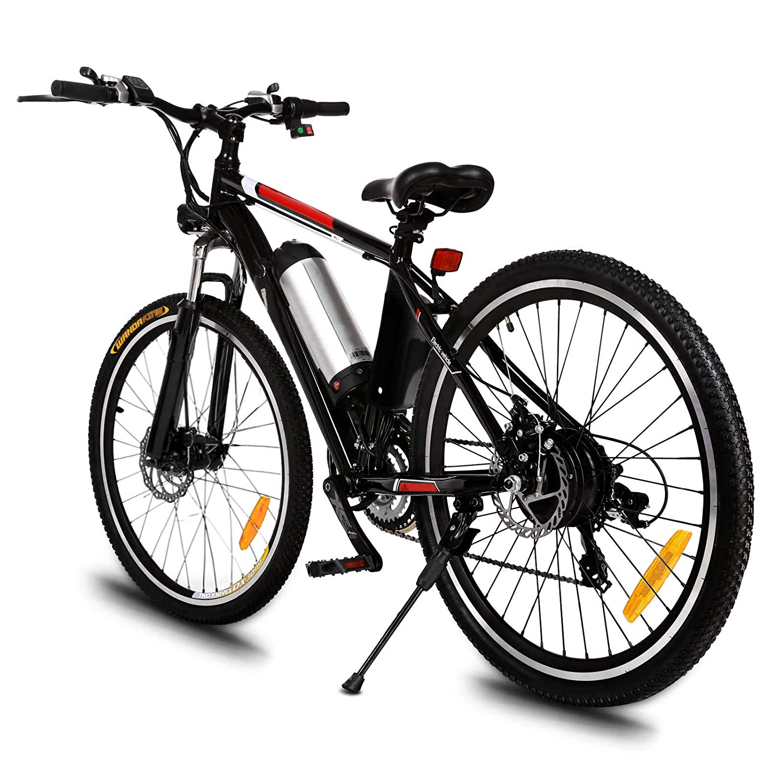 Kemmaner 26-inch Electric Cyclocross Mountain Bike