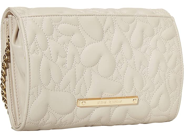 Betsey Johnson Wallet On A String Crossbody With Bow - Brand Bags