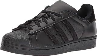 adidas Originals Kids' Superstar J Running Shoe