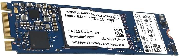 Intel Optane Módulo de Memoria 16 GB M.2 80 mm PCIe 3.0 20 NM 3D Xpoint MEMPEK1W016GA