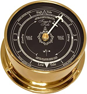 Downeaster Blue Dial Standard Tide Clock