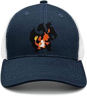 Popular Game Printed Adjustable Baseball Cap Snapback Unstructured Dad Hat Golf Trucker Hat