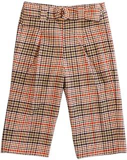 Mayoral - Pantalón de cuadros para niña ABEL & LULA