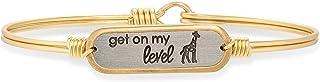 Luca + Danni Giraffe Bangle Bracelet for Women Made in USA