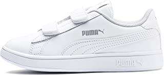 Puma Unisex Kids Smash v2 L V PS Low-Top Sneakers
