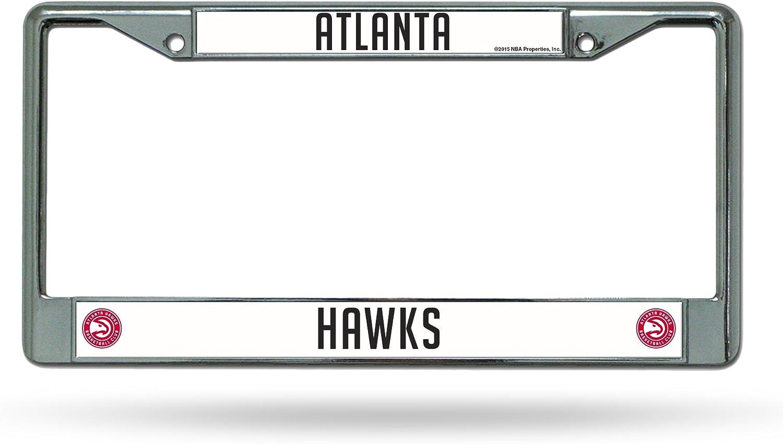Rico Industries NCAA Unisex Metal License Plate Tag