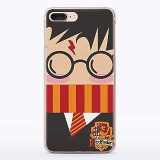 Espresso Patronum Accio Wine Glass iPhone 7 8 Plus X XS Max XR Case Harry Potter Apple iPhone 7 Plus 6/6S Plus iPhone 4/4S 5/5S/5SE 5C, Deathly Hallows Always Hogwarts Muggle Gryffindor, MA1313
