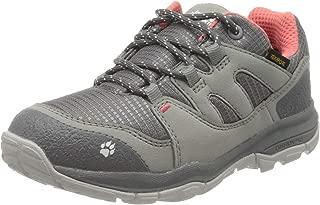 Jack Wolfskin MTN Attack 3 Texapore Low Kid's Waterproof Hiking Shoe