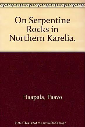 On Serpentine Rocks in Northern Karelia.