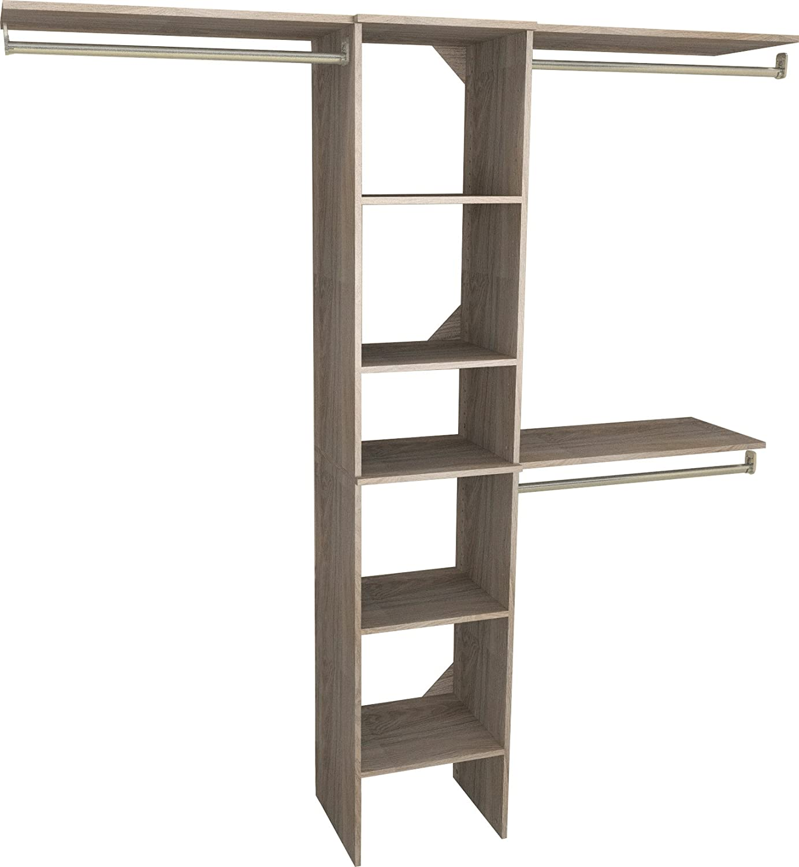 ClosetMaid SALENEW very popular SuiteSymphony Closet Organizer Shelves 16-Inch- with Gorgeous