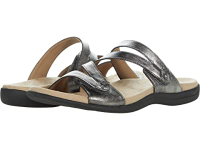 Taos Footwear Double U (Pewter) Women