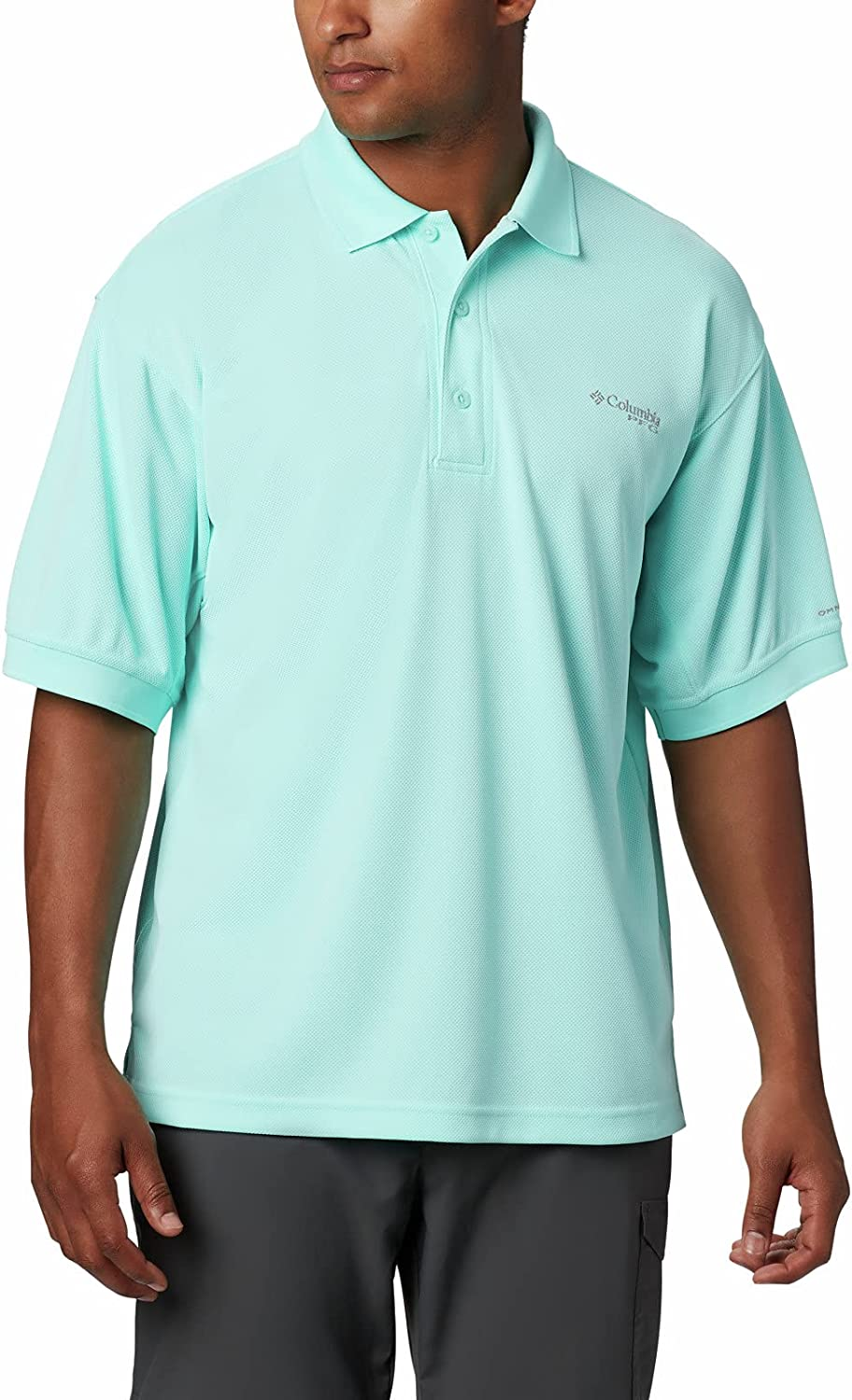 Columbia Men's Perfect Shirt Recommended Polo Cast Houston Mall