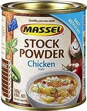 Massel Gluten-Free, Salt Reduced All Purpose Bouillon & Seasoning Granules, Chicken Style, 4.2-Ounce (Pack of 6)