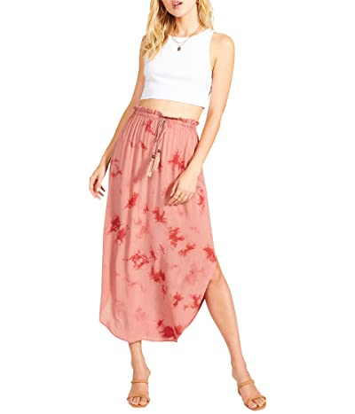 BB Dakota by Steve Madden High Tied Skirt