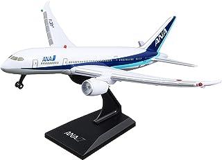 エアプレーングッズ リアルサウンドジェット ディスプレイスタンド付き ANA飛行機模型 MT456