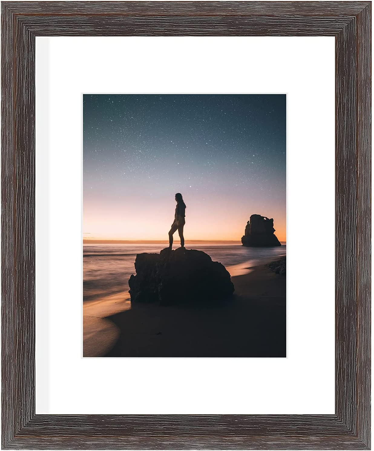 Golden State Art Wooden Picture Frame x 11