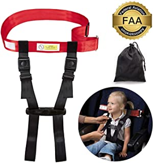 Toddler Airplane Travel Safety Harness FAA Approved, Cares Harness Restraint System Child Airplane Harness Safety Travel Flight for Kids Baby Use