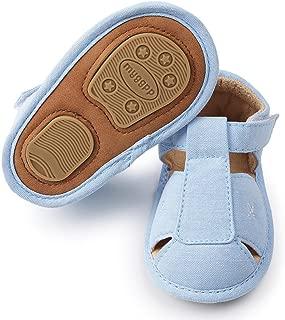Logobeing Bebe Recien Nacido Verano Sandalias Zapato Casual