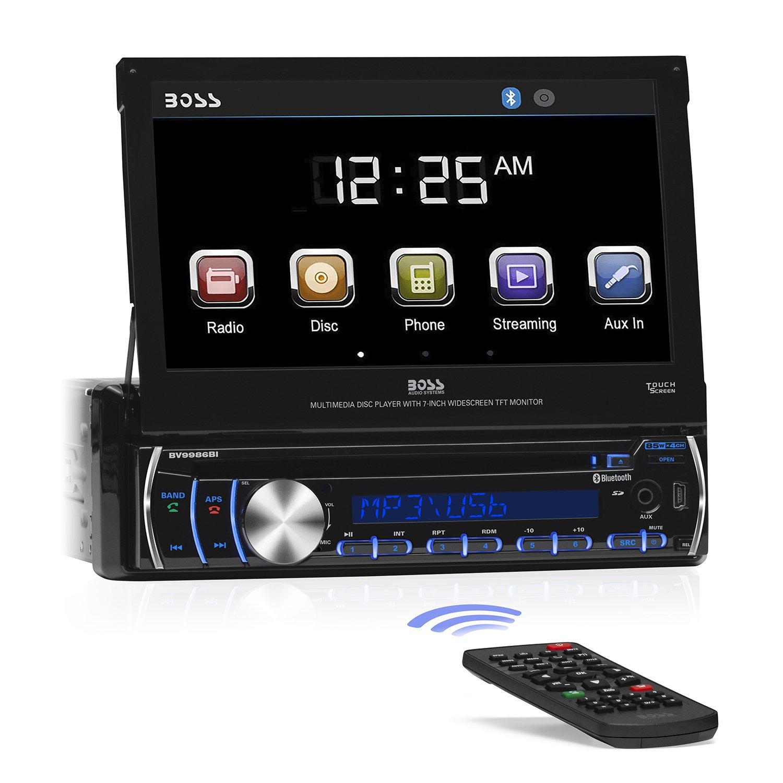 BOSS Audio BV9986BI Dash Touchscreen