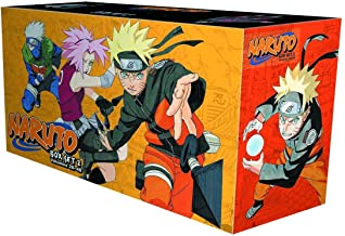 Naruto Box Set 2: Volumes 28-48 with Premium: Volumes 28-48 with Premium (2) (Naruto Box Sets)