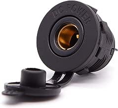 Cllena Motorcycle DIN Hella Powerlet 12v Power Socket Outlet Plug Waterproof