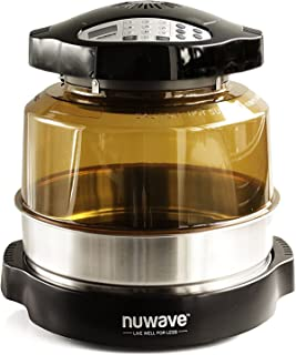 NuWave Pro Plus Oven (Black) with 3