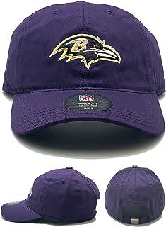 Embroidered Logo Adjustable Baseball Cap Baltimore Ravens Unisex hat Travel Cap Sun Cap