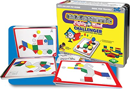 Mighty Mind Magnetic Challenger Puzzle Game