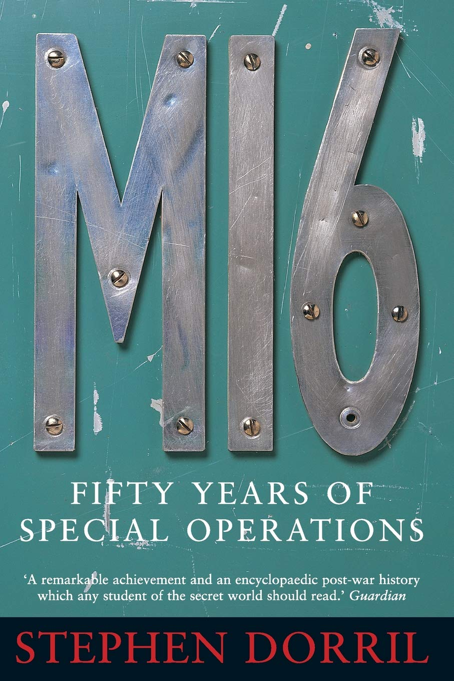 Image OfMI6: Fifty Years Of Special Operations