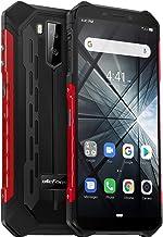 Rugged Smartphone Unlocked, Ulefone Armor X3 IP68 Waterproof Cell Phone, 5.5 inch HD+ Screen 2GB+32GB Android 9.0 5000mAh ...