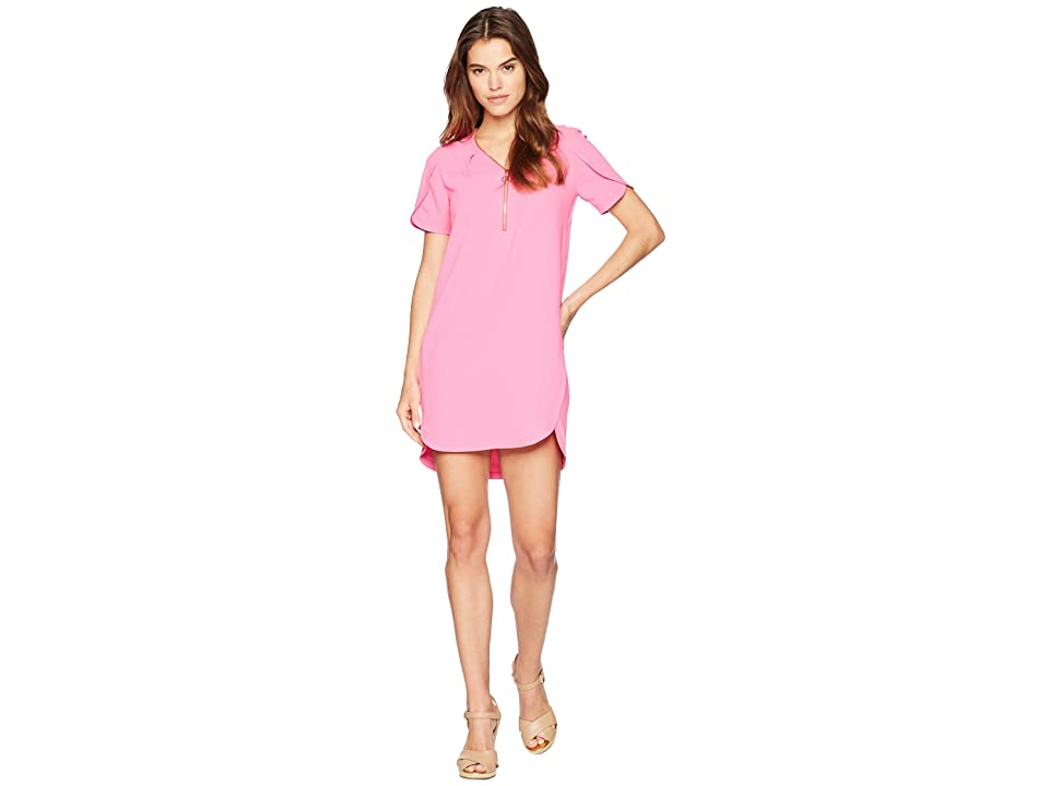 Trina Turk Taliah Dress (Flamingo) Women