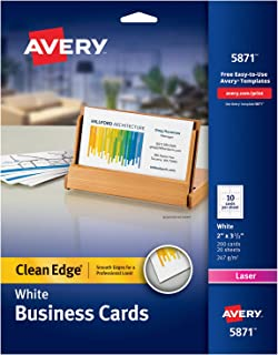 Best avery print online business cards Reviews