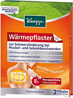 Kneipp Warmtepleister (1 x 2 stuks) parent