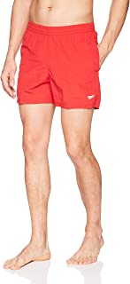 Mens Guard Swimsuit Trunk Short Length Volley