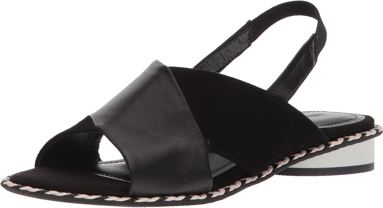 Kelsi Dagger Brooklyn Womens Saline Flat Sandal