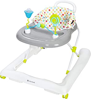 Baby Trend Trend 3.0 Activity Walker Yellow Sprinkles, Silver/Multi
