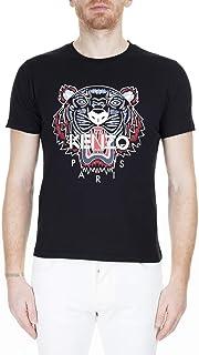 Kenzo Mens Tiger Face T-Shirt XL Black