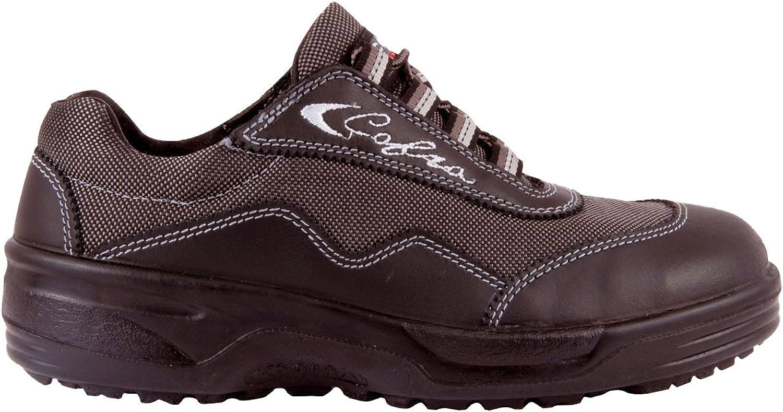 Cofra 34960–001.w40 Größe 40 S1 P SRC Katia  Sicherheit Schuhe – Schwarz  | Schöne Farbe