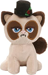 GUND Grumpy Cat Box O Grump Holiday Stuffed Animal Plush, 4.5