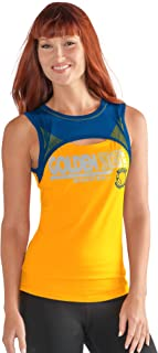 NBA Golden State Warriors Women's Power Up! Tank Top, X-Large, Gold