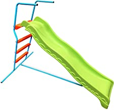 Pure Fun 6-Foot Wavy Kids Slide, Ages 3 to 7