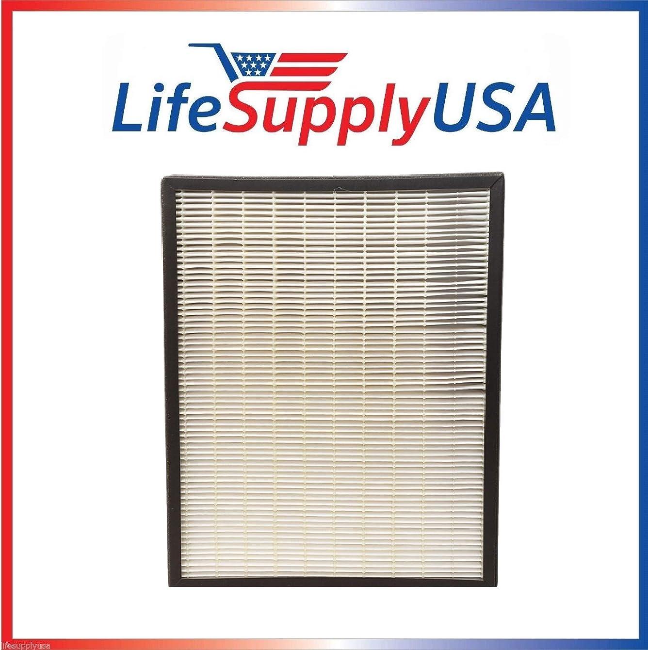 LifeSupplyUSA Replacement HEPA Filter fits Alen Air Flex HEPA-Pure Purifier BreatheSmart