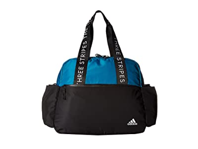 adidas Sport To Street Tote (Active Teal/Black) Bags
