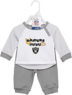 03179ee8f62 Outerstuff NFL Unisex-Child Scrimage 2 Piece Shirt and Pants Set