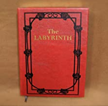 The Labyrinth Sarah's Book - Leatherbound Prop Replica Inspired by The Goblin King & Labyrinth