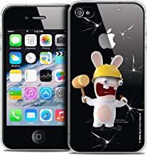 Raving Rabbids Breaker Ultra Thin Case for Apple iPhone 4 / 4S